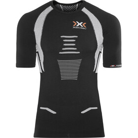 X-Bionic The Trick Running Shirt SS Herre black/white
